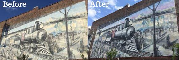 historic train mural_311192