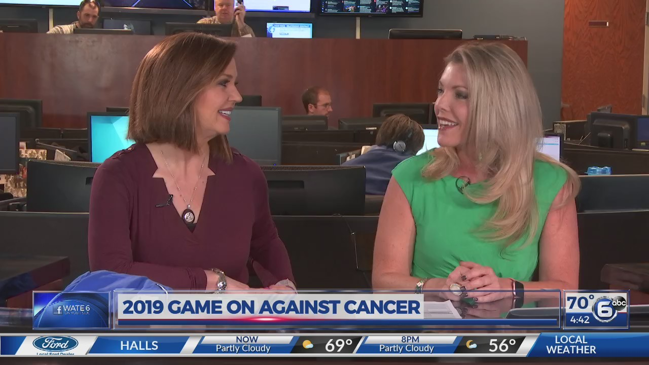 2019 Game On Against Cancer