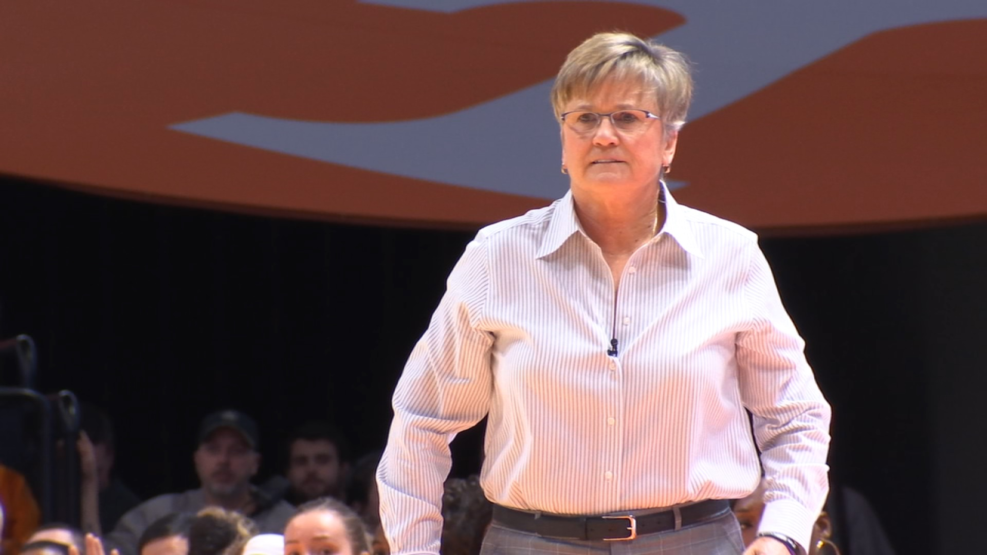 Holly Warlick vs South Carolina Feb. 24
