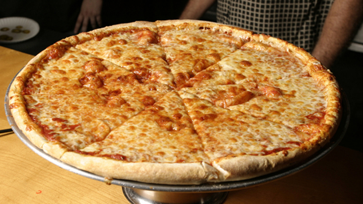 Cheese Pizza On Platter_1536176117662