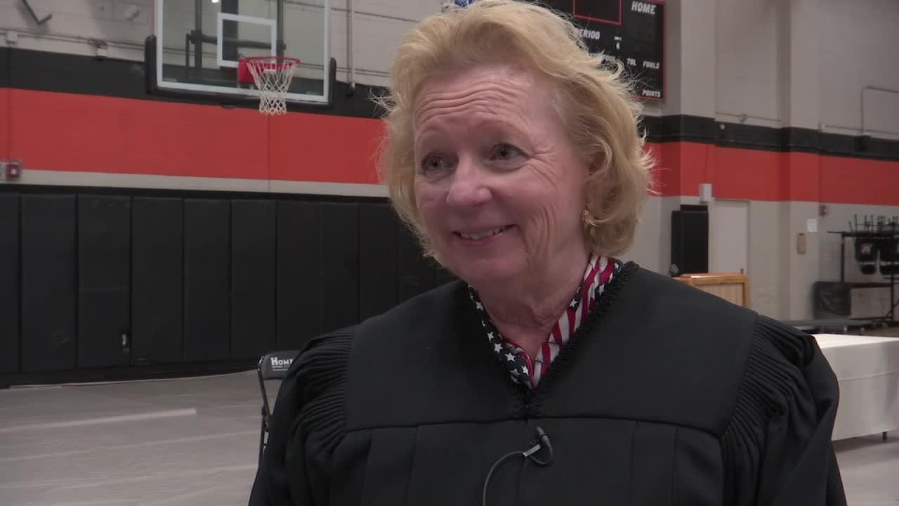 Judge Pamela Reeves