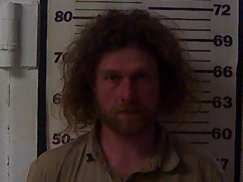 hiker arrested sovereign