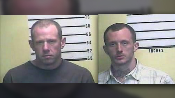 Two arrested after Middlesboro crash investigation leads to