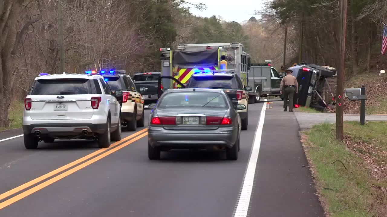 THP: Medical condition leads to fatal crash on Asheville Highway