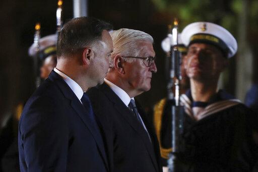 Andrzej Duda, Frank-Walter Steinmeier