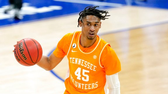 Vols phenom Keon Johnson declares for the NBA Draft | WATE 6 On Your Side