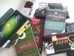 Genoeg chocolade in huis, denkt u?
