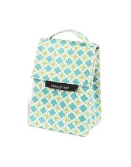 Keep Leaf Cotton Insulated Lunchbag - Aqua