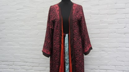 Sari Kimono 3 long model 1
