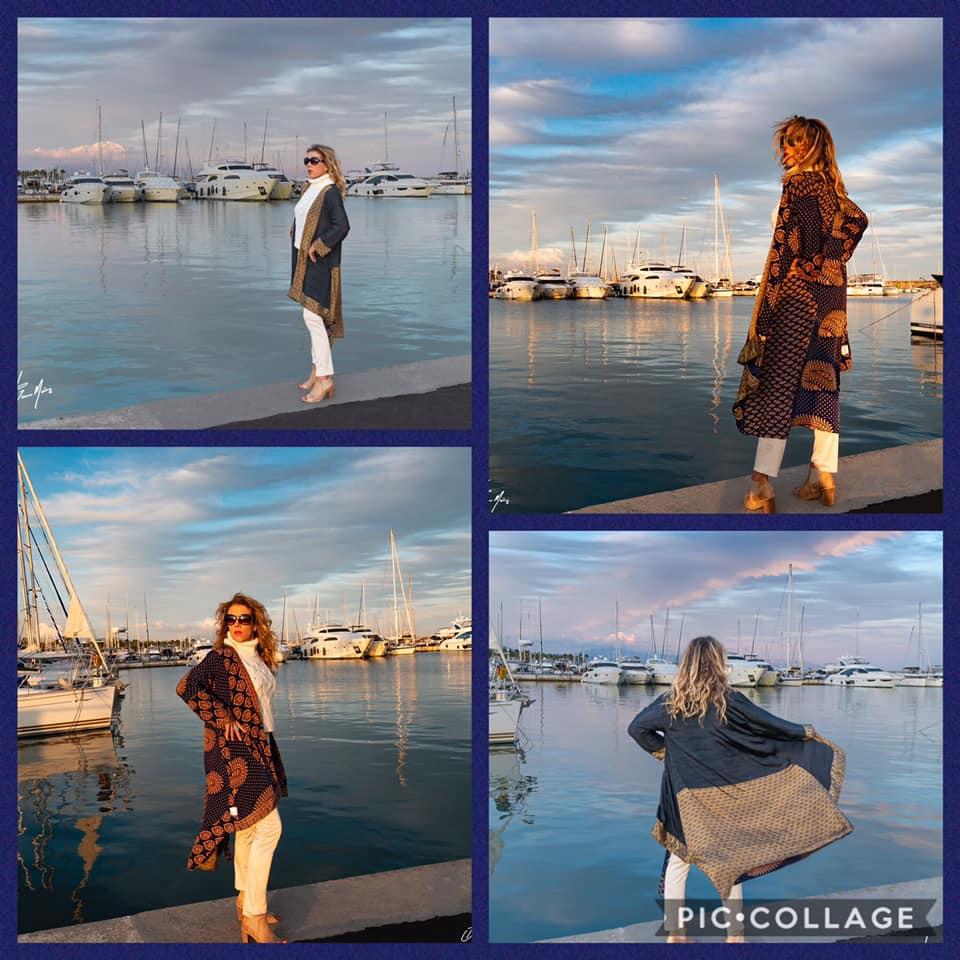 Sari kimono's 1