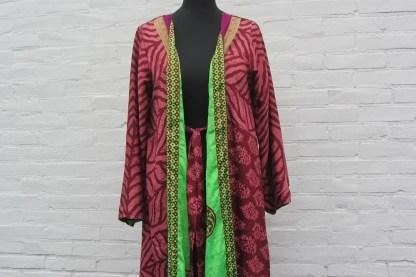 Sari Kimono 18 long model 1