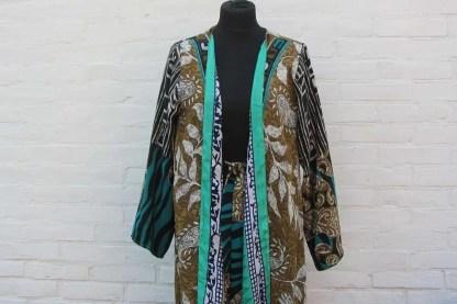 Sari Kimono 104 modelo largo 10