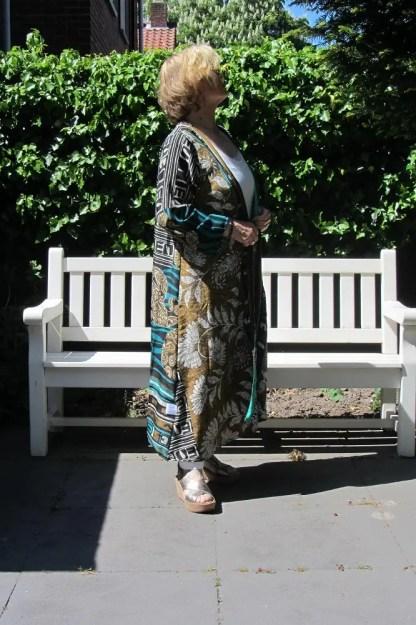 Sari Kimono 104 modelo largo 5