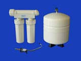 3 Stage Reverse Osmosis Filter Replaces Bottled Water