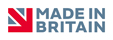 We're proud to say our products are made in Britain