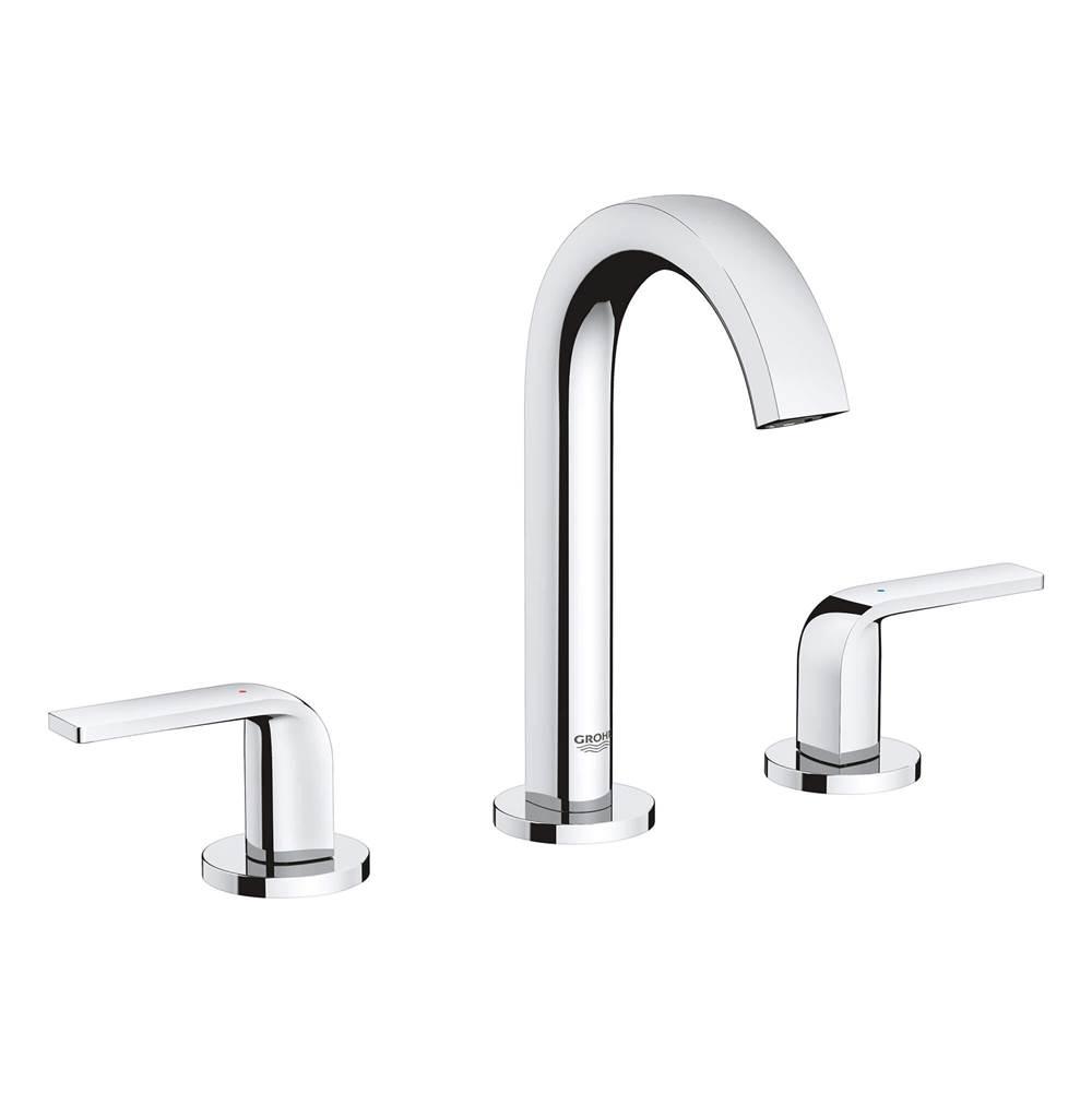 8 widespread 2 handle m size bathroom faucet 4 5 l min 1 2 gpm