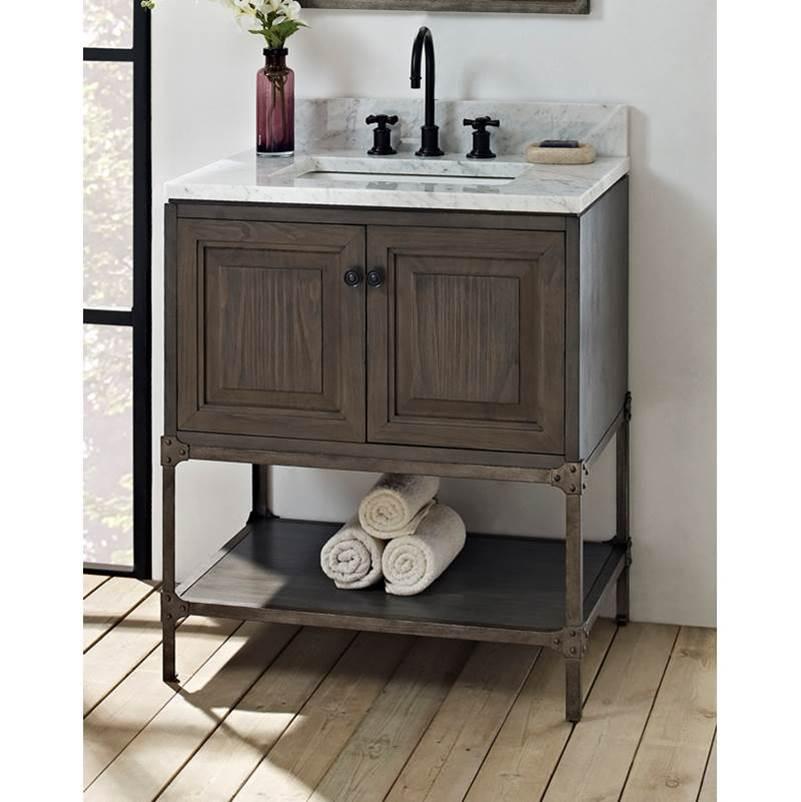 toledo 30 vanity door driftwood gray