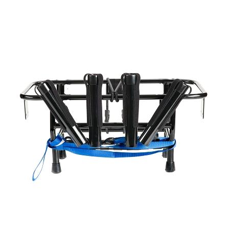 jet ski fishing rack 4 rod holder universal design kool pwc stuff