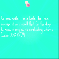 Scripture Share