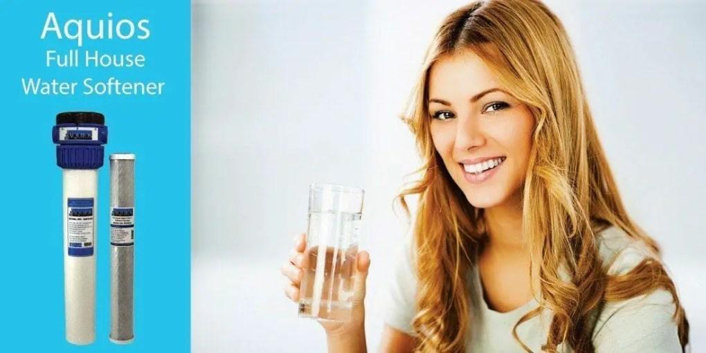 Aquios Full House Water Softener