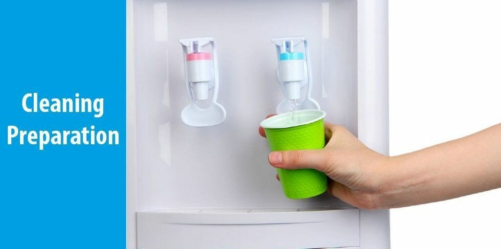 How To Clean Water Dispenser