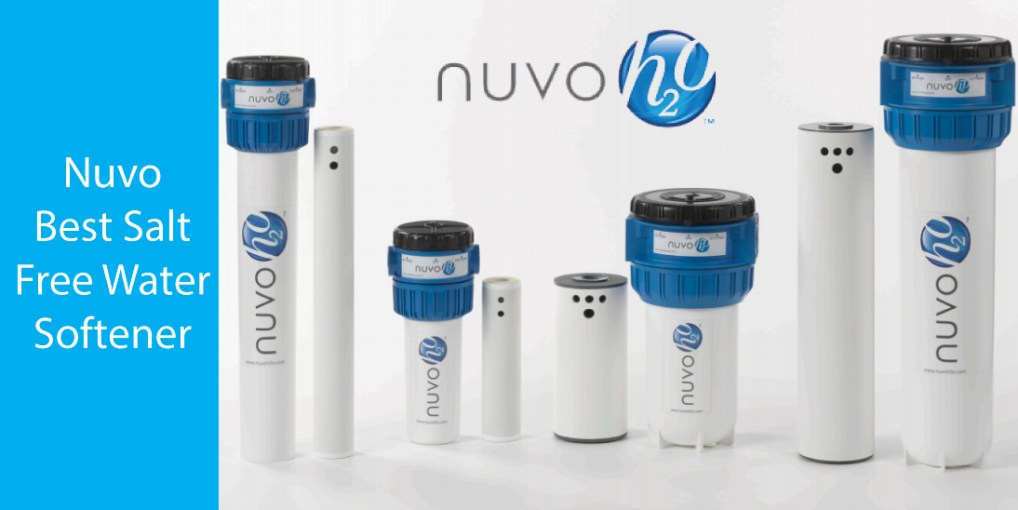 Nuvo H2O Best Salt-Free Water Softener