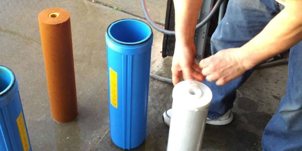 Big Blue Water Filter