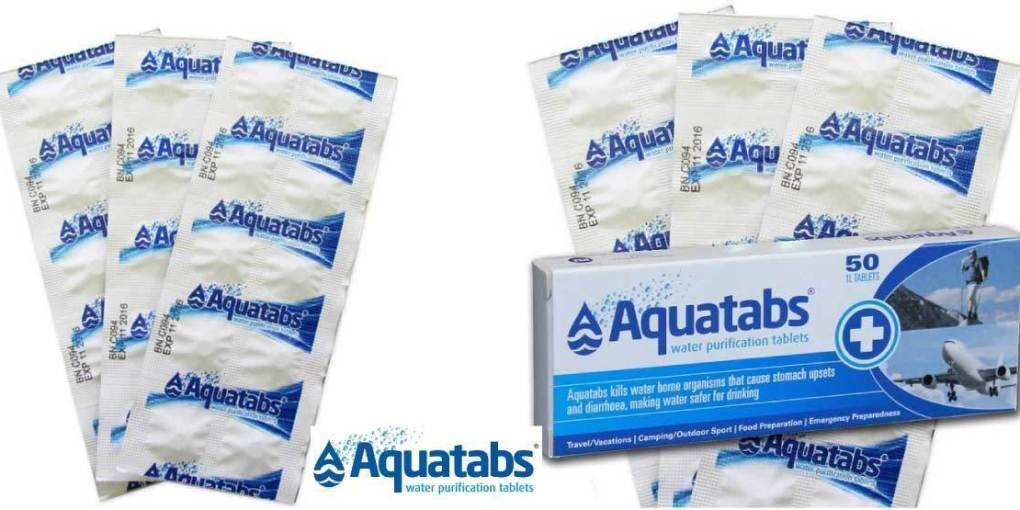 Wondrous Potable Aqua Water Tablets Review Water Evidence Aid Waterev Home Interior And Landscaping Ologienasavecom