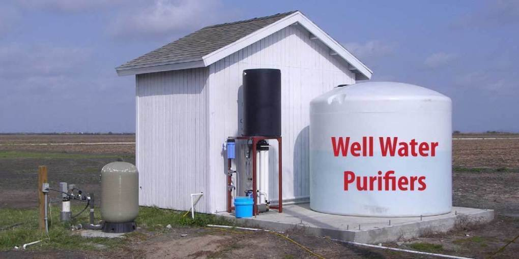 Well Water Purifiers