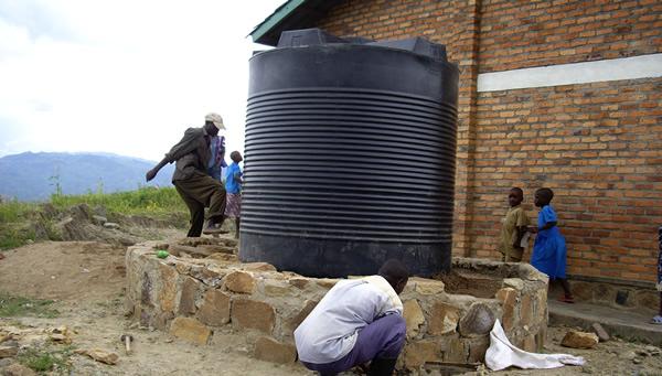 Rwanda, Karongi School
