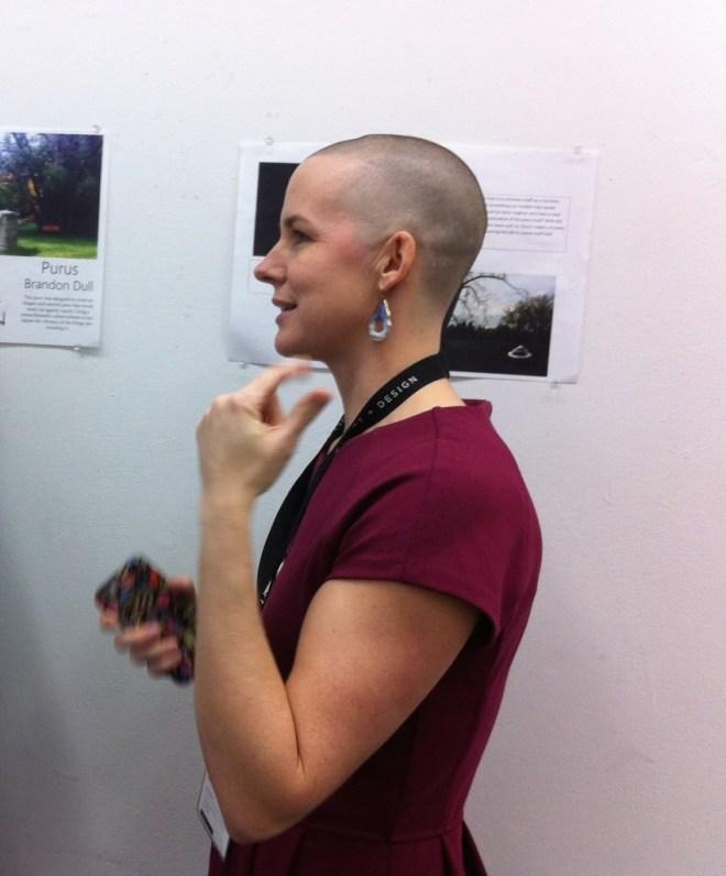 JoAnn Reynolds, External Communications