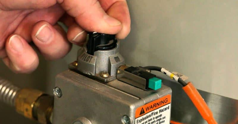 Lighting A Hot Water Heater Pilot Light Water Heater Hub
