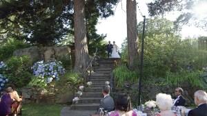 Columbia Gorge Hotel Wedding Videography