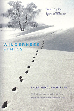 Book-Wildnerness Ethics-Waterman
