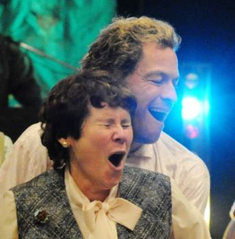 Imelda Staunton and Dominic West again show their talent in supporting roles.