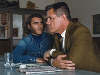 Joaquin Phoenix and Josh Brolin are the only two actors given space to develop characters.