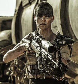 Charlize Theron kicks ass as a one-armed warrior.