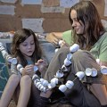 """Jacob Tremblay and Brie Larson in """"Room"""" from EPK.tv"""