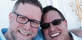 Patrick Braden and Jose Quiles