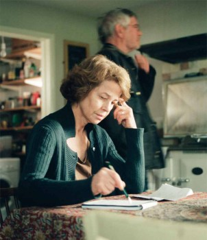 Charlotte Rampling gives a performance devastating in its silences.