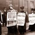 Women-Suffragettes