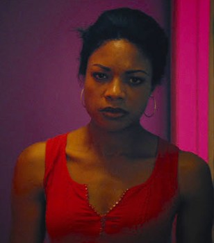 Naomi Harris is electrifying as a tough, crack-addicted mother in Moonlight.