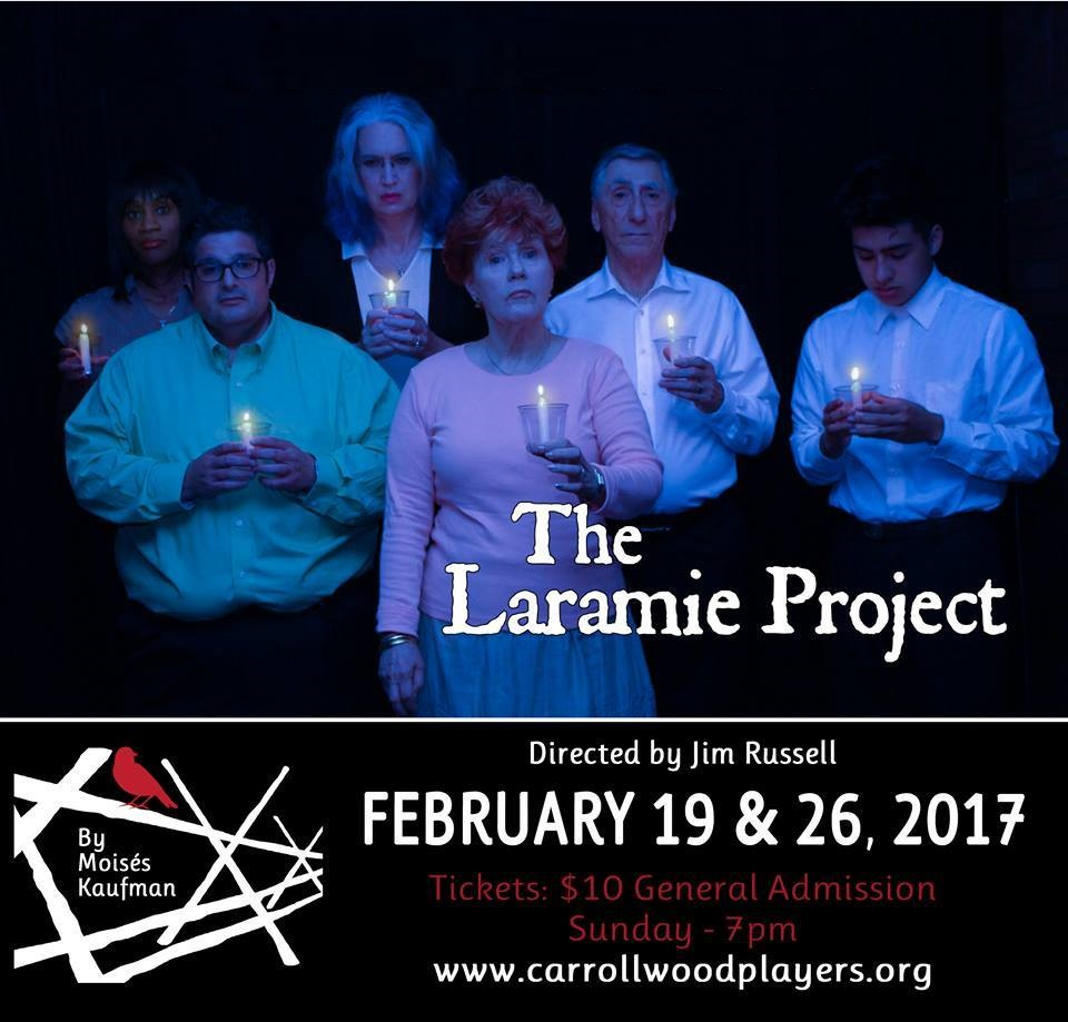 """the laramie project and play No although often wrongly labeled """"that gay play"""" by its detractors, the laramie project is not about homosexuality or even primarily about matthew himself."""
