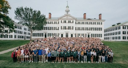 Dartmouth lets students select chosen names