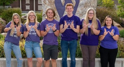 Weber State welcomes first openly gay student body president