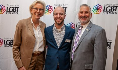 Tampa Bay LGBT Chamber of Commerce unveils new name