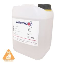 5L Food Grade Deionised/Demineralised Water