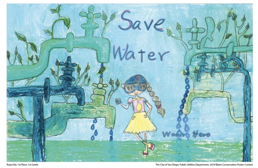 Creative Kids Educate Region About Water Conservation Water News Network Our Region S Trusted Water Leader