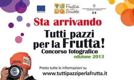 """A Torino  la mostra fotografica """"Tutti Pazzi per la Frutta!"""""""