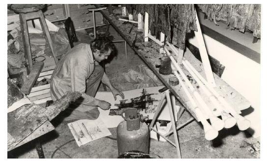 """Piero Cattaneo. Una mostra """"aperta"""" che invade Bergamo. Dal 5 ottobre"""